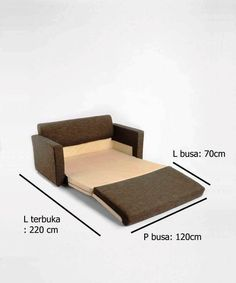 Sofa Santai Minimalis INOAC | Model Sofa Bed Modern Harga Murah | Pinterest  | Bed Sofa, Models And Modern