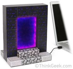 Too bad this is fake! I want a personal nether portal :)