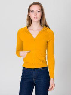 California Fleece Women's Zip Hoodie = $30.40