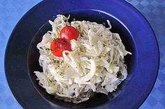 Krautsalat mit Schmand und Joghurt (Rezept mit Bild) | Chefkoch.de
