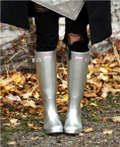 How to rock the hunter rain boots – Just Trendy Girls