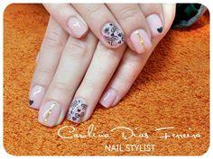 #nails #nail #gel #carolinadiasferreira #nailstylist