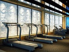 Great feature wall for a Gym. Textured Wall Panels, 3d Wall Panels, Micro 3d, 3d Wall Tiles, Tiles For Sale, 3d Wall Decor, Wall Treatments, Wonders Of The World, Curtains