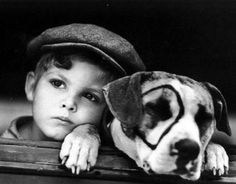 little rascals - and Petey! Loooooove this picture.