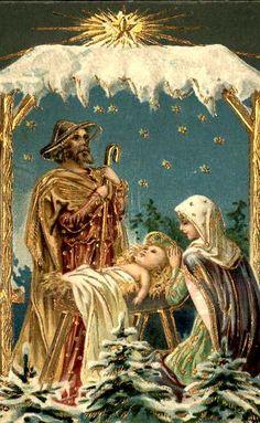 The Nativity in Bethlehem