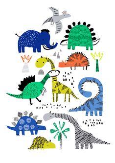 Baby Boy Ilustrations Cute Ideas For 2019 - Ashlee Rouse - Baby Boy Ilustrations Cute Ideas For 2019 Baby Boy Ilustrations Cute Ideas For 2019 - Cartoon Dinosaur, Dinosaur Art, Cute Dinosaur, Dinosaur Prints, Drawing For Kids, Art For Kids, Wallpaper Kawaii, Kids Prints, Art Prints
