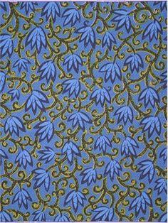 Product Information - Vlisco, distinctive African fabrics Paper Patterns, Pattern Paper, Textures Patterns, Print Patterns, Bali Garden, Wax Lyrical, Design Interiors, Paisley Design, African Fabric