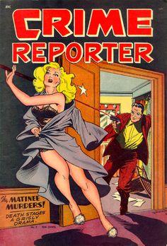Crime Reporter 002