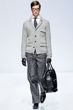 Ports 1961 Men's Fall Winter Collection 2012-13 ポーツ