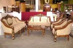 Sofa Set Ganesa Jambu