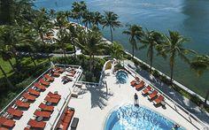 Brickell Mandarin Oriental, Miami FL   Luxury Hotels Miami - luxury pool