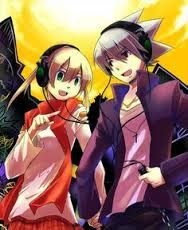 Image result for anime soul and maka comic married