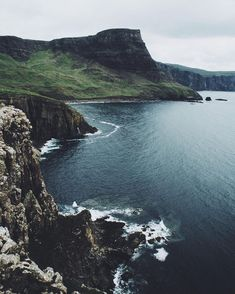 Moody Nature — lsleofskye: Neist Point ( Isle of Skye ) Landscape Photography, Nature Photography, Travel Photography, Places To Travel, Places To See, Travel Destinations, Voyager C'est Vivre, The Ocean, Adventure Is Out There