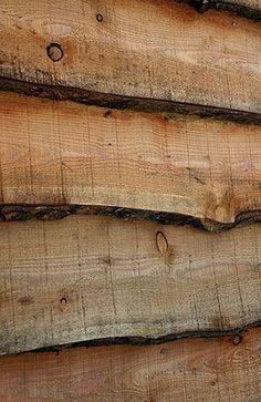 waney edge - oak