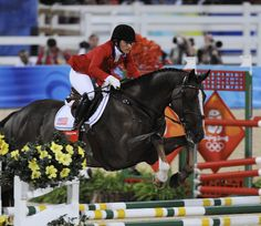 my fave eventer: Gina Miles and her Irish Sport Horse McKinlaigh