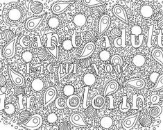 181 Best Adult Coloring Pages Images In 2019