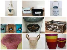 Herb Garden, Herbs, Vase, Herb, Flower Vases, Jars, Herbs Garden, Vases, Jar