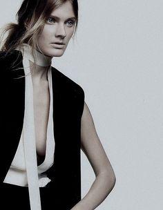 Constance Jablonski by Nathaniel Goldberg for Harper's Bazaar US April 2013