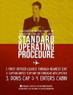 """""""Dons cap"""" is one of the best lines ever. Poor Martin. Captain Crieff. Benedict Cumberbatch. Cabin Pressure."""