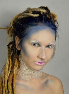 My last beauty shooting! Make up Inga Fedorova Model Nataliya Orlova Shoot by me :)