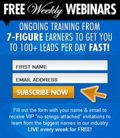 Recruiting network marketers  with webinars Free webinars on Wednesday  Nights.  http://ezone.mlsp.com/webinar-registration