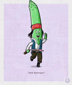 """""""Jack Asparagus"""""""