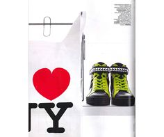 #HOGANREBEL Women's R182 sneakers featured in the September Issue of Marie Claire Italia.