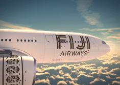 Fiji Airways Livery