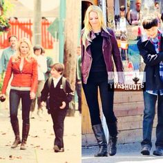 Jennifer and Jared | Then and Now