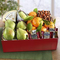 Festive Tastes Fruit Gift Box