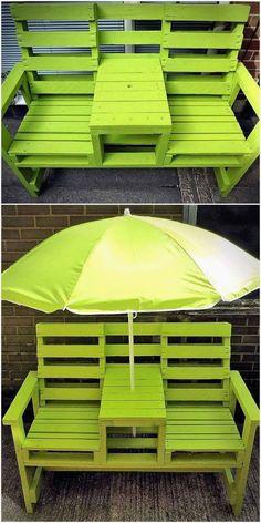 Поделки и мебель из поддонов своими руками для дачи. Свежие идеи самодельной фурнитуры из паллетов для интерьера и сада (полки, стойки, столы, диваны). #diy #diypallet