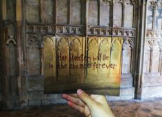 The Cloisters at Gloucester Cathedral - Harry Potter