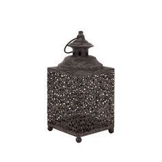 Moorish Vintage Style Square Lantern