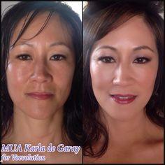 Enhancing natural makeup