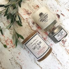 Peace love and Sweet Olive Leaf Happy Wednesday!       #southernfirefly #southernfireflycandle #nashville #handmade #shoplocal  #handpoured #bestseller #fotd #humpday