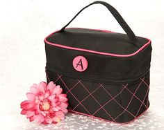 Monogram cosmetic bags are always a thoughtful gift for mums.