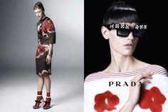 Prada ad campaign, Spring Summer 2013