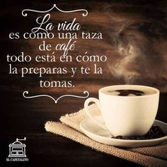 #Coffee.. Es como el cafe