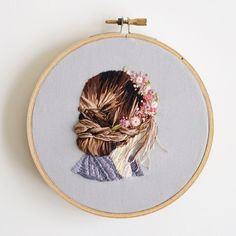 Embroidery On Canvas case Embroidery Thread For Sale inside Embroidery Floss Jewelry from Embroidery Designs Animals. Brazilian Embroidery Stitches, Learn Embroidery, Silk Ribbon Embroidery, Embroidery Hoop Art, Crewel Embroidery, Cross Stitch Embroidery, Embroidery Tattoo, Embroidery Designs, Diy Couture