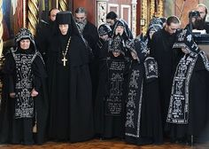 Russian Nuns of the Great Schema