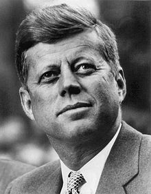 "John Fitzgerald Kennedy (May 29, 1917 – November 22, 1963), commonly known as ""Jack"" or by his initials JFK, was the 35th President of the U..."
