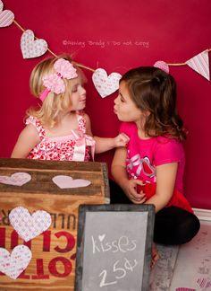 Kids Valentine Photoshoot #photography