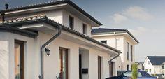 Mediterraner Lebensstil im Bonner Süden. Einzelbauherren schätzen das Qualitätsmanagement. © C. Pforr Modern, Mansions, House Styles, Outdoor Decor, Home Decor, Detached House, Lifestyle, Mansion Houses, Homemade Home Decor