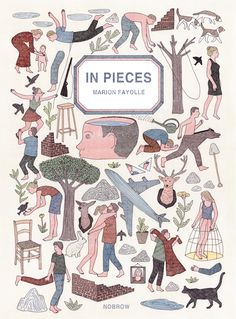 In Pieces | Nobrow