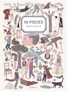 In Pieces | Nobrow