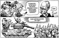 is annexed by This was announced on Tuesday, March by Russian President Vladimir Within a few weeks Putin's policies were compared to some of the most notorious oppressors in history. However, in the end Putin won. Life Is Like, What Is Life About, Recent Events, Latest Images, West Palm Beach, Political Cartoons, Caricature, Presidents, History