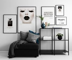 Poster Prada Marfa sign in black and white. Gossip Girl Fashion Poster and Plaka . - Poster Prada Marfa sign in black and white. Gossip girl fashion poster and placard - Decor Room, Living Room Decor, Bedroom Decor, Wall Decor, Home Decor, Wall Art, Mid Century Modern Living Room, My New Room, Prada Marfa