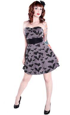 bats~dress