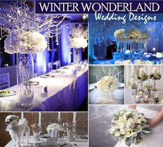 It's not too late to design your winter wonderland wedding! Call to schedule a free consultation.