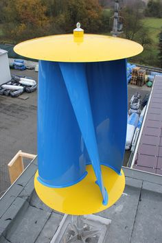 ANWENDUNG - Helix Windturbine – Wind of Change